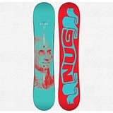 Burton Nug Restricted Snowboard - Men's