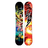 Lib Tech T. Rice Pro C2 BTX Snowboard - Men's