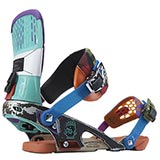 Ride Rodeo Snowboard Bindings - Men's