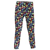 Hot Chillys Pepper Fleece Print Bottom - Youth