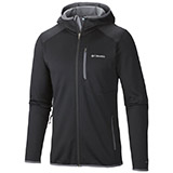 Columbia Helter Shelter Hooded Fleece Jacket - Men's