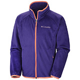 Columbia Pearl Plush Full Zip Jacket - Girl's
