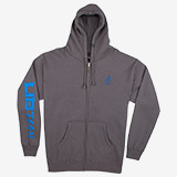 Lib Tech Field Zip Hoodie - Men's