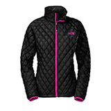 North Face ThermoBall Full Zip Jacket - Girl's