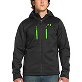 Under Armour ColdGear Infrared Hooded Softershell Jacket - Men'