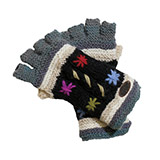 Turtle Fur Nepal Tara Fingerless Gloves