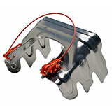 G3 Ion Ski Crampons with Mounting Connection Hardware