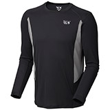 Mountain Hardwear Double Wicked Long-Sleeve T - Men's