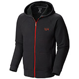 Mountain Hardwear Logo Full Zip Hoody - Men's