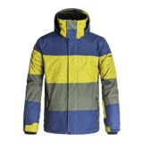 Quiksilver Mission Shell Jacket - Men's