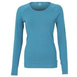 Hot Chillys MTF 4000 Solid Scoopneck Top - Women's