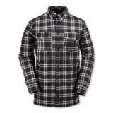 Volcom Drip Bonded Flannel Jacket - Men's