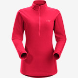 Arc'teryx Delta LT Zip Neck Jacket - Women's