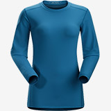 Arc'teryx Phase AR Crew LS Top - Women's