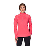 SportHill Ultimate Visibility III Zip Top - Women's
