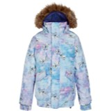 Burton Twist Bomber Jacket - Girl's