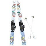 Little Racer Chaser Skis, Bindings, Poles Package Toddler Ski & Bindin