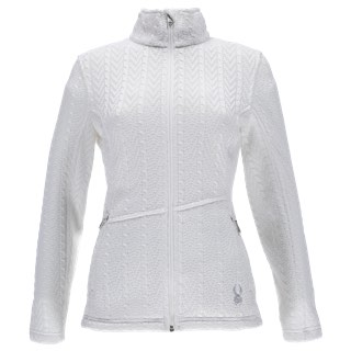 Spyder Major Cable Stryke Fleece Jacket - Women's