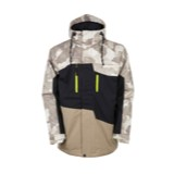 686 Authentic Geo Insulated Jacket - Men's