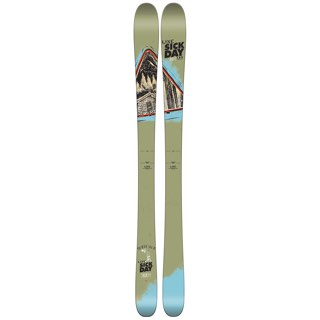 Line Sick Day Shorty Skis - Youth