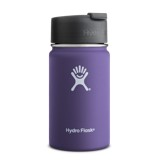 Hydro Flask Wide Mouth Bottle with Hydro Flip Lid - 12 oz.