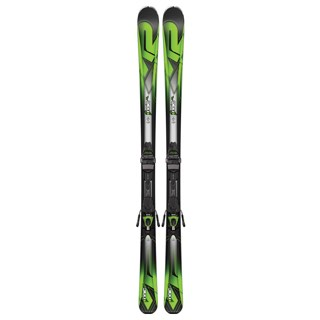 K2 Konic 78Ti Skis with M3 10 Bindings - Men's