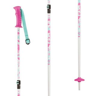 K2 Sprout Adjustable Ski Poles - Youth