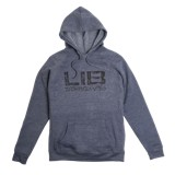 Lib Tech Foundation Pullover Hooded Sweatshirt - Men's