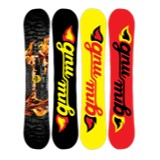 Gnu Riders Choice Asym C2 BTX Snowboard - Men's