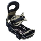 Bent Metal Transfer Snowboard Bindings - Unisex