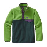 Patagonia Lightweight Synchilla Snap-T Pullover - Boy's