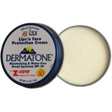 Dermatone Lips 'n Face Protection Creme with Z-Cote Mini Tin
