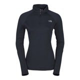 North Face Expedition L/S Zip Neck Top - Women's