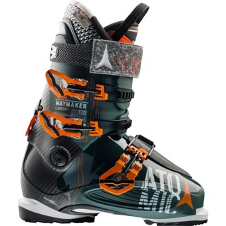 Atomic Waymaker Carbon 120 Ski Boots - Men's