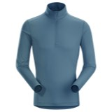 Arc'teryx Phase SL Zip Neck LS Top - Men's