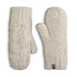 North Face Cable Knit Mitt - Women's