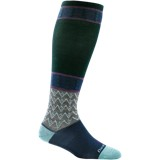 Darn Tough Diamonds Knee-High Light Socks - Women's