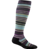 Darn Tough Striped Knee-High Light Cushion Socks - Women's