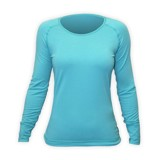 Hot Chillys Fiesta MTF 4000 Solid Scoopneck Top - Women's