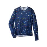 Hot Chillys Midweight Crewneck Top - Youth