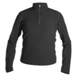 Hot Chillys Pepper Fleece Zip-T Top - Youth