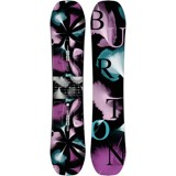Burton Deja Vu Smalls Snowboard - Youth