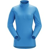 Arc'teryx Phase AR Zip Neck LS Top - Women's
