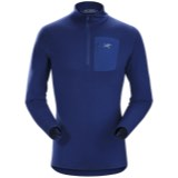 Arc'teryx Satoro SV Zip Neck LS Top - Men's