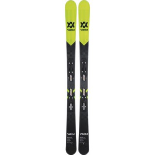 Volkl Revolt Jr. Skis with 4.5 VMotion Jr. Bindings - Yo