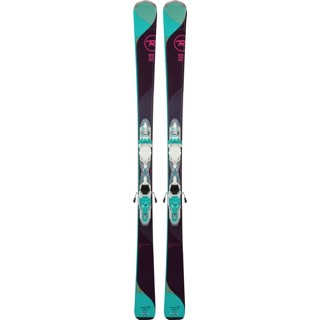 Rossignol Temptation 77 Skis with Xpress W 10 Ski Bindings -