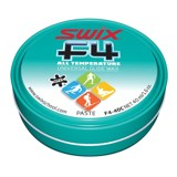 Swix F4 All Temperature Universal Paste Glide Wax - 40ml