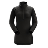 Arc'teryx Satoro SV Zip Neck LS Top - Women's