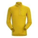 Arc'teryx Satoro AR Zip Neck LS Top - Men's