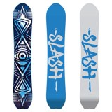 Slash Narwal Straight Snowboard - Men's